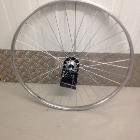 Raleigh Tru Build RGR930 700C Rear Wheel Mach1 M110 36 Hole Hub