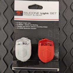 SPM Silicone Light Set Front + Rear