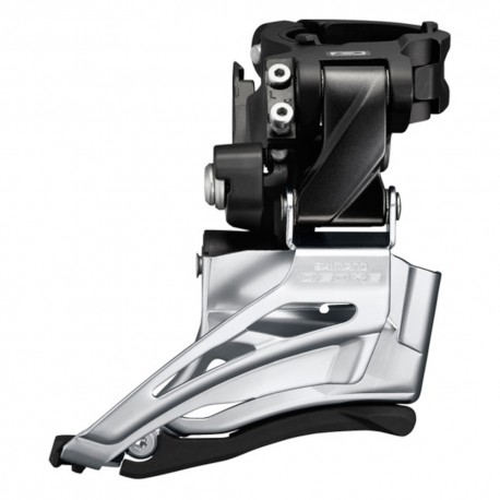 Shimano Deore FD-M6025-H Front Derailleur 2x10-speed Down Swing High Clamp