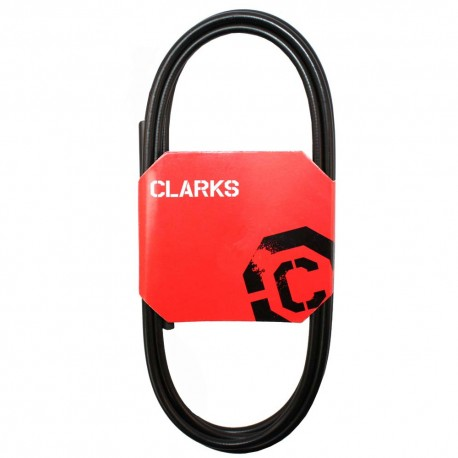 Clarks Universal Outer Brake Cable Housing 2500mm Black