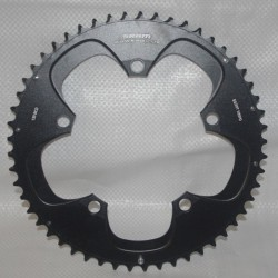 SRAM Red Powerglide 53T Chainring 130bcd - Black