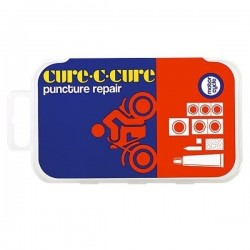 Cure-C-Cure Motorcycle Puncture Repair Kit