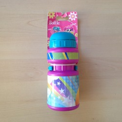 Kids Water Bottle + Cage 250ml Pixie