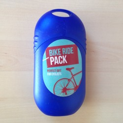 Essential Bike Ride Pack - puncture repair, tyre levers wipes