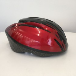 Oxford Cycle Helmet Red / Black L-1C Large 56-62cm