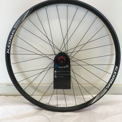 RSP Build Rear 27.5in Wheel Alex Rims Volar 2.5 Tubeless Ready Rim