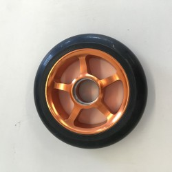 Alloy Stunt Scooter Wheel - Copper