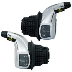 Shimano SL-RS47 RevoShift Left + Right Shifter Set 7 x 3