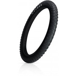 Tioga Competition III Comp 3 Old School BMX Tyre 20 x 1.75in Black.