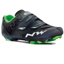NorthWave Hammer SRS Cycling Shoes Size 41 Matt Black
