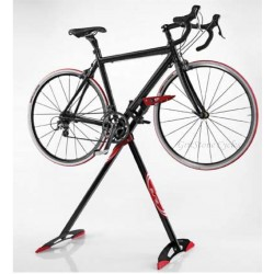 Elite Mechanic Folding Workstand Red + Black Powder Coated Steel