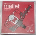Crank Brothers Mallet 3 Clipless Pedals - Red/Black