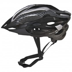 Trespass Crankster Cycle Helmet - Black