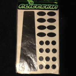 ADCAL Alienskin Cycle Sticker Set / Frame Savers / Decals - Carbonex