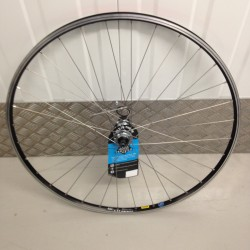 Rear 700C Wheel Mavic Open Elite Rim Shimano Tiagra Hub Non-Disc