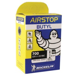 Michelin Airstop A2 Tube 700 x 18-25 Presta 40mm