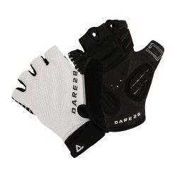 Dare 2b Take Hold Cycling Mitts Black and White