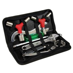 Halfords 12pc Bike Tool Kit with Cary Case