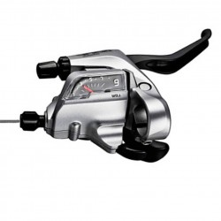 Shimano Alivio ST-T4000 9-speed Combo Brake/Shifter 3 Finger Tap Fire Plus