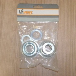 Vavert BMX US Type Bottom Bracket BB Cup Set 5/16 Ball Bearings Cages