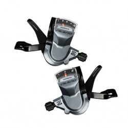 Shimano SL-M4000 3x9 Front & Rear Shift Lever Pods