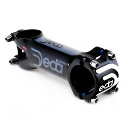 Deda Zero 2 Oversize Road Stem 110mm 31.8mm Black on Black