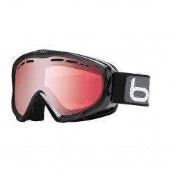 Bolle Y6 Over The Glasses Goggles Shiny Black/Vermillion Gun Cat2