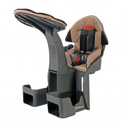 WeeRide Kangaroo LTD Deluxe Bike Safety Front Mounted Child Seat Ages 1-4