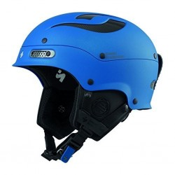 Sweet Protection Trooper II Helmet 53 to 56cm Matt Flash Blue
