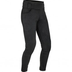 Weise Pulse Ladies Motorcycle Armoured Aramid Leggings Size 14 Black