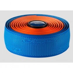 Lizard Skins Bar Tape DSP 2.5mm - Dual Colour Blue/Tangerine