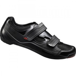 Shimano R065 SPD-SL Road Cycling Shoes Size 43 Black