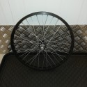 Raleigh DiamondBack 20in Rear Wheel X-Rims J303 / DB 36H BLACK