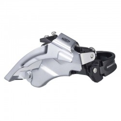 Shimano FD-M590 Front Derailleur Mech Top Swing Dual Pull Fits 28.6/31.8/34.9